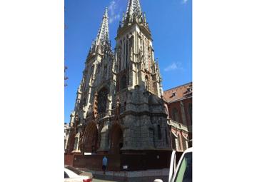 Выполнение СКО на объекте «Костел Святого Миколая»