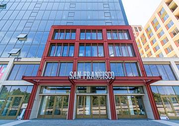 Молниезащита жилого комплекса SAN FRANCISCO