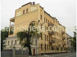 Офисное здание - г. Киев, ул. Шелковичная, 3