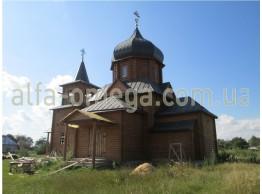 Православный храм - с. Блудшее, Козелецкий район, Черниговской обл.