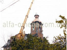 Греко-католический храм по адресу: г. Киев, ул. Лохвицкая, 46