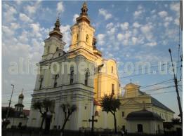 Спасо-Преображенский кафедральный собор - ул. Соборная , 23