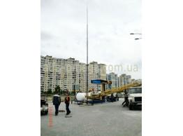 Газовая автозаправочная станция сети «Барс 2000» по адресу: г. Киев, проспект Григоренка, 4А